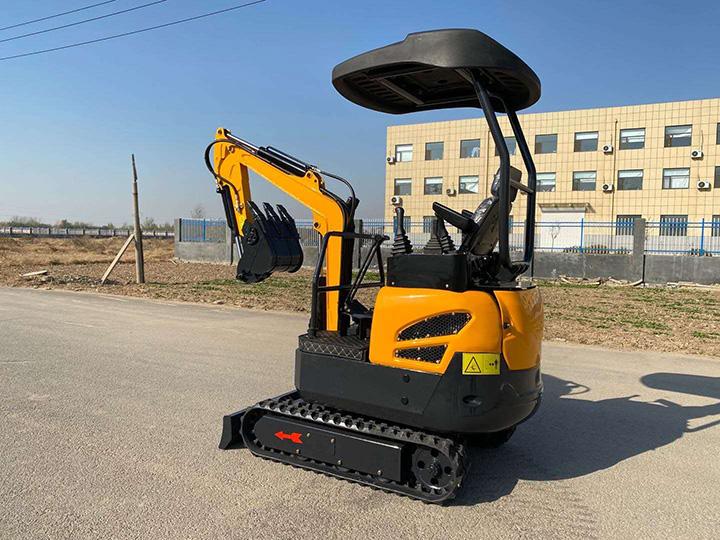 HFT-18-2小型挖掘机(新品发布)(图10)